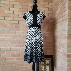 Empire Waist Circle dress